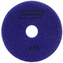 Disco Diamantado Flexível Brilho D Água 100mm x M14 Grão 50