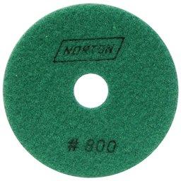 Disco Diamantado Flexível Brilho D Água 100mm x M14 Grão 800
