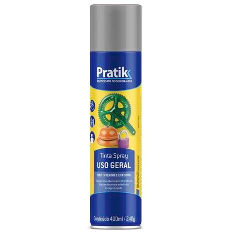 Tinta Spray Alumínio 400ml