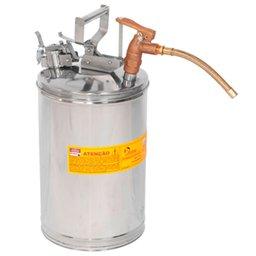 Container de Segurança em Aço Inox