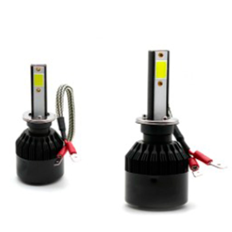 Kit Lampada Auto Led H1 6000K 12V