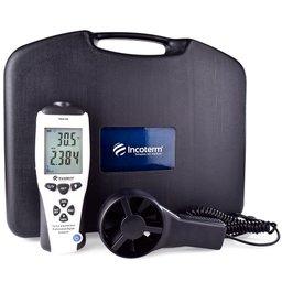 Termômetro Anemômetro Digital Profissional -30C até 60C