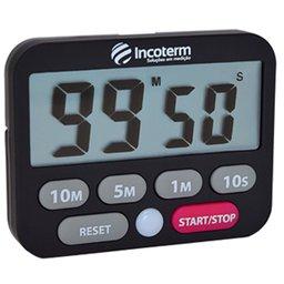 Timer Digital com Cronômetro Contador Regressivo
