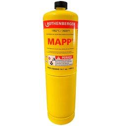 Refil para Maçarico Gás Mapp 400g