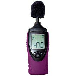 Decibelímetro Digital Portátil 40 a 130dB Ponderação A