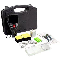 Medidor Espessura de Camadas à Bateria 1,5V Ni-MH com 3 Baterias e Acessórios
