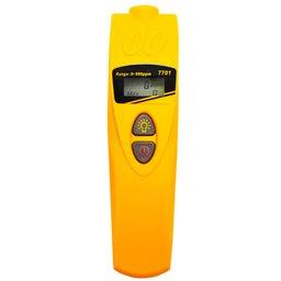Medidor Portátil Monóxido de Carbono 0 a 999ppm com Bateria e Maleta