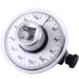 Transferidor e Medidor de Grau 1/2Pol de 0 a 360 Graus