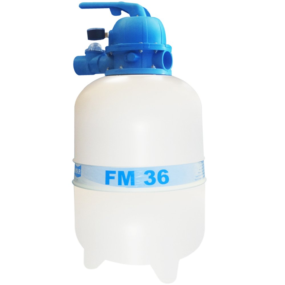 Filtro para Piscina FM-36 5m3/h até 40 Mil Litros