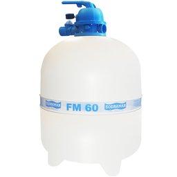 Filtro para Piscina FM-60 14,1m3/h até 113 Mil Litros