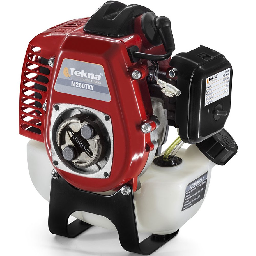 Motor 2 Tempos Vermelho 25,4CC 1,0HP a Gasolina Monocilíndrico