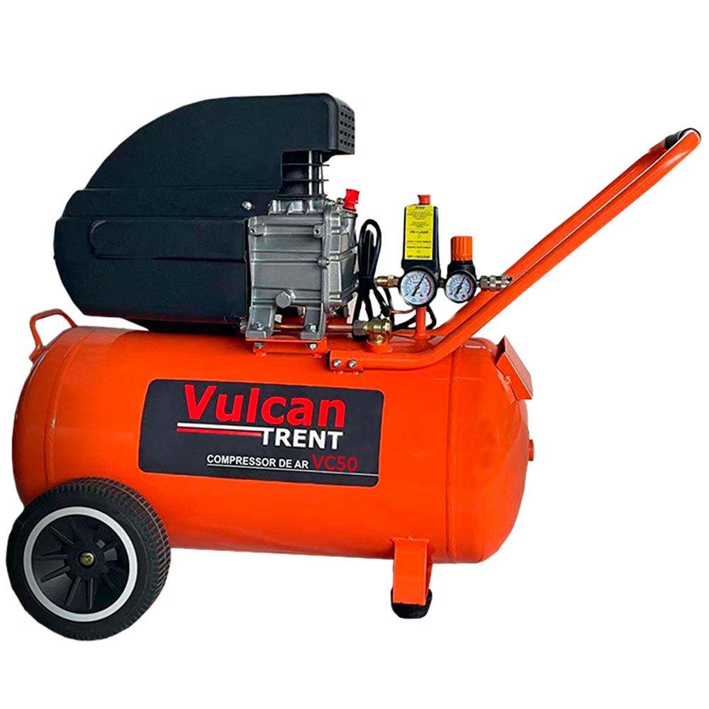 Compressor de Ar VC50-1 50 Litros 60Hz 2,5HP 110V