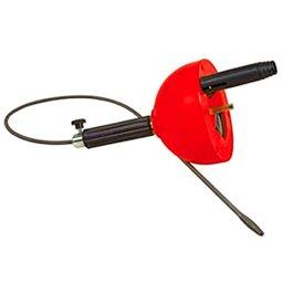 Desentupidor Espiral Industrial  6mm 4,5m