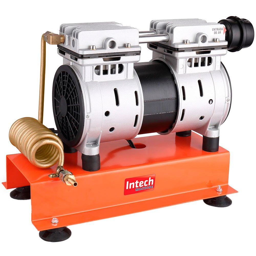 Compressor de Ar Direto Isento de Óleo Monofásico 750W 220V