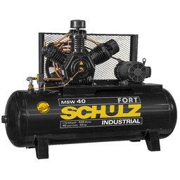 Compressor Fort MSW 40 Pés 425L 10HP 380V Trifásico