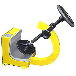 Vulcanizadora de Pneus Manual Amarela