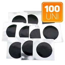 Remendo para Câmara de Ar 30mm com 100 Unidades