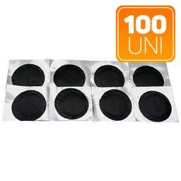 Manchões para Pequenos Furos Pneus Radiais e Convencionais 40mm com 100 Unidades