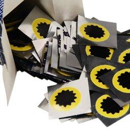 Remendo para Câmara de Ar RBM-01 com 100 Unidades