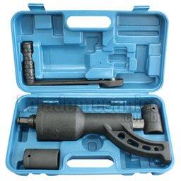 Desforcímetro Multiplicadora de torque chave de roda V2 New Align encaixe de 1 pol. + 2 soquetes de brinde