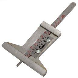 Medidor de Profundidade Metálico do Pneu - DC-1420