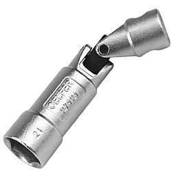 Chave Articulada Curta para Velas 21mm