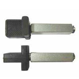 Sapatas para Reposição do Cavalete CR 11003 com 2 Peças para Motos