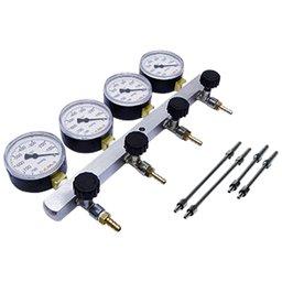 Vacuômetro de 4 Relógios para Motocicletas com 2 ou mais Carburadores