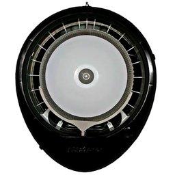 Climatizador Cassino Preto para Rede Hidráulica 230W 220V