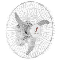 Ventilador Oscilante de Parede Ventura 60cm 150 W Bivolt Branco