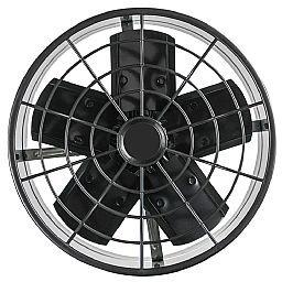 Ventilador Axial Exaustor Industrial 30cm 110V Premium