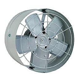 Ventilador Exaustor Cinza 30cm