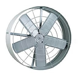 Ventilador Exaustor Cinza 50cm 220V