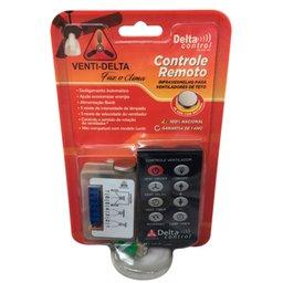 Controle Remoto Infravermelho para Ventilador de Teto e Lâmpada