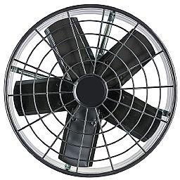 Ventilador Axial Exaustor Industrial 40cm 110V Premium