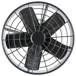 Ventilador Axial Exaustor Industrial 40cm 220V Premium