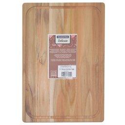 Tábua de Corte Delicate em Madeira 400 x 280 x 15mm
