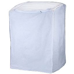 Capa para Máquina de Lavar de Polietileno Pequena 98 x 58 x 58cm