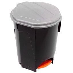 Cesto de Lixo de Plástico 30 Litros com Pedal