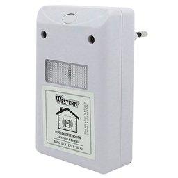 Repelente Eletrônico para Ratos e Baratas Bivolt