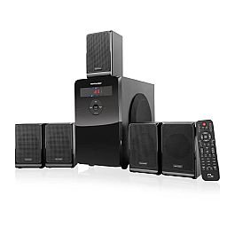 Home Theater 5.1 Subwoofer 80W RMS