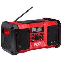 Rádio de Trabalho M18 18V sem Bateria AM/FM 110V