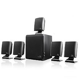 Home Theater Multimídia de 5.1 Canais 60W