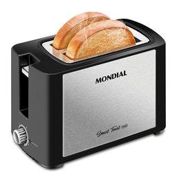 Torradeira Smart Toast Inox 800W 110V