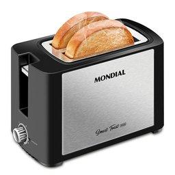 Torradeira Smart Toast Inox 800W 220V