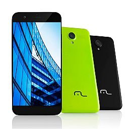 Smartphone MS50 4G Quad Core Dual 5 Pol. Preto