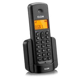 Telefone sem Fio para Expansão, Display Iluminado e Agenda Compartilhada