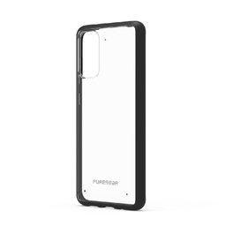 Capa Galaxy S20+ 6.7 Slim Shell Puregear Preto/transp