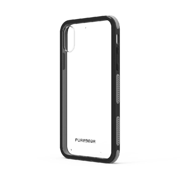 Capa  Iphone Xs/X Dualtek  Puregear Preto/transp