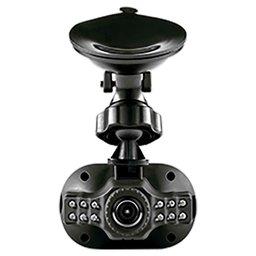 Câmera Filmadora Veicular HD 1080FHD Tela de 1,5 Pol. Preta